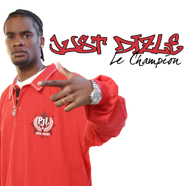DJ Just Dizle aka Le Champion (Paris - FRANCE)